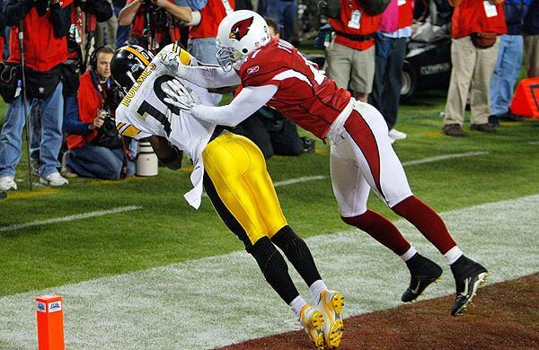 Super Bowl XLIII Pittsburgh Steelers 2008