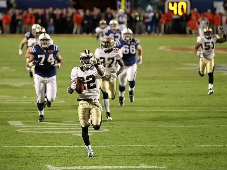 Super Bowl XLIV - 2009 New Orleans Saints