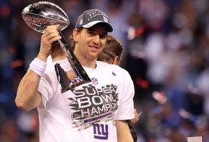 Super Bowl XLVI - 2011 New York Giants