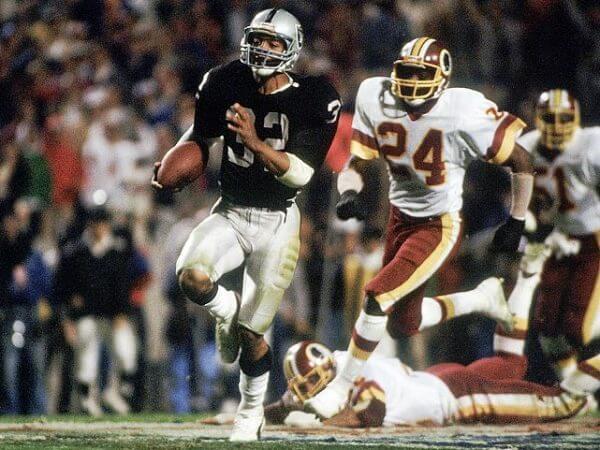 Super Bowl XVIII - 1983 Los Angeles Raiders