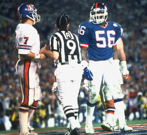 Super Bowl XXI - 1986 New York Giants