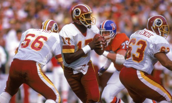 Super Bowl XXII - 1987 Redskins