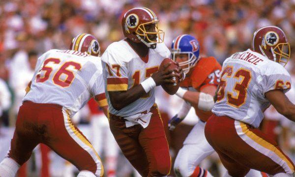 Super Bowl XXII - 1987 Redskins