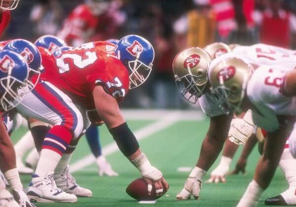 Super Bowl XXIV - 1989 Denver vs SF