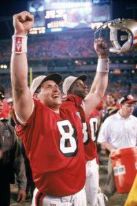 Super Bowl XXIX - 1995 Steve Young