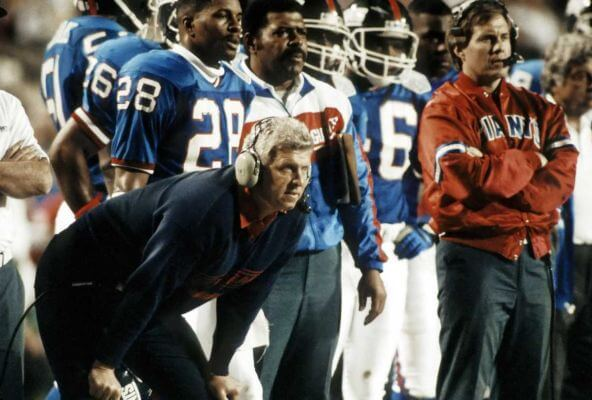 Super Bowl XXV - 1990 New York Giants