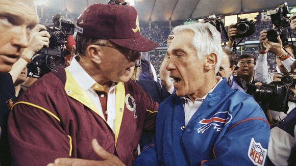 Super Bowl XXVI - 1991 Redskins