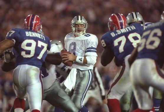 Super Bowl XXVII Dallas Cowboys 1992