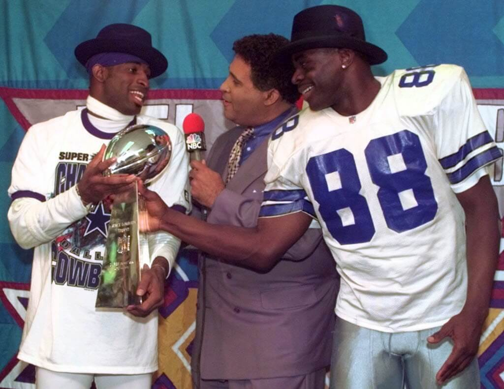 Super Bowl XXX Cowboys 1995