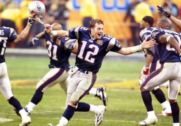 Super Bowl XXXVIII - 2003 New England Patriots