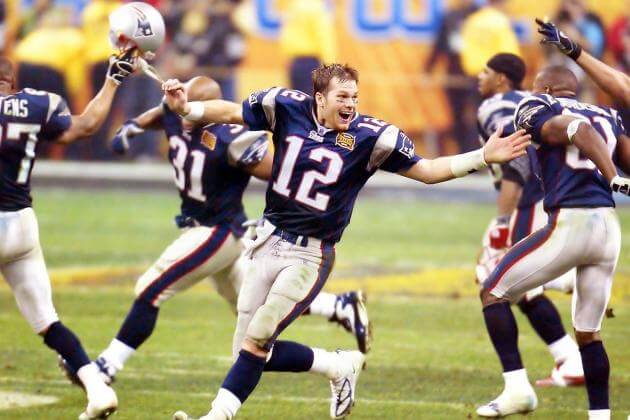 Image result for 2003 patriots