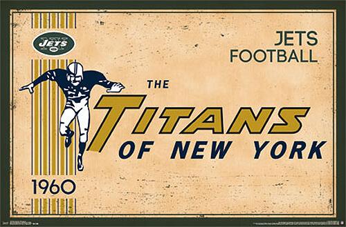 Titans of New York 1960