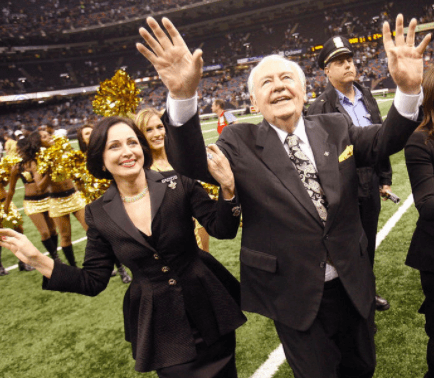 Tom Benson - New Orleans Saints