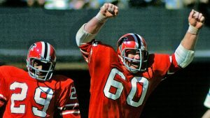 Tommy Nobis Atlanta Falcons 1966
