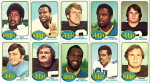 Topps Cards Seattle Seahawks