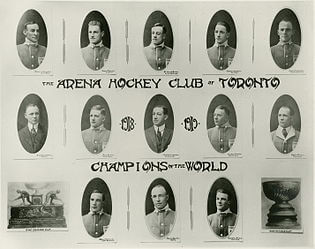 Toronto_Arenas 1918