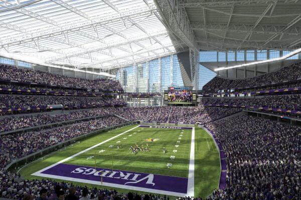 U.S. Bank Stadium 2016