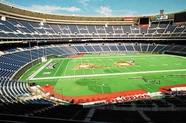 Veterans Stadium - Philadelphia Eagles