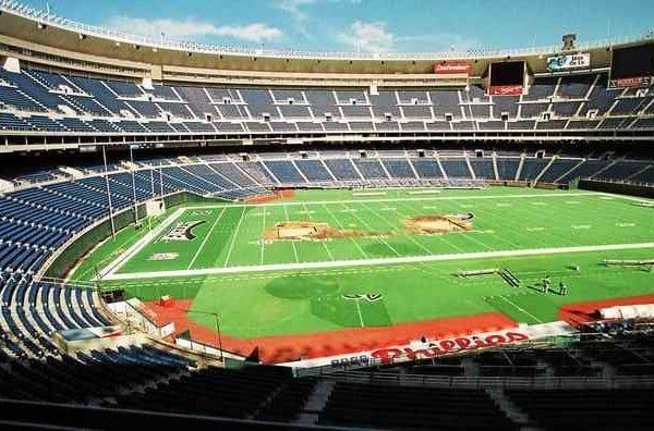 Veterans Stadium - Philadelphia Eagles