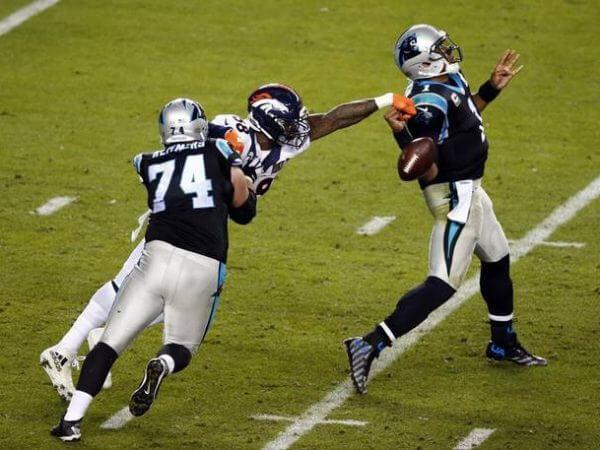 Von Miller - Super Bowl 50 - 2015