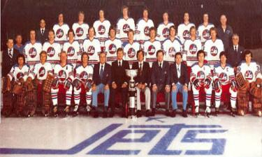 Winnipeg Jets 1978