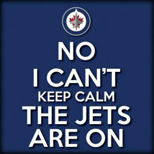 Winnipeg Jets 2011 - Keep Calm