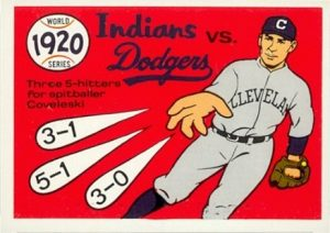 World Series - 1920 Cleveland Indians