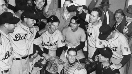 World Series - 1945 Detroit Tigers