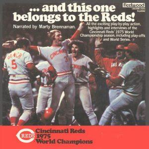 World Series - 1975 Cincinnati Reds