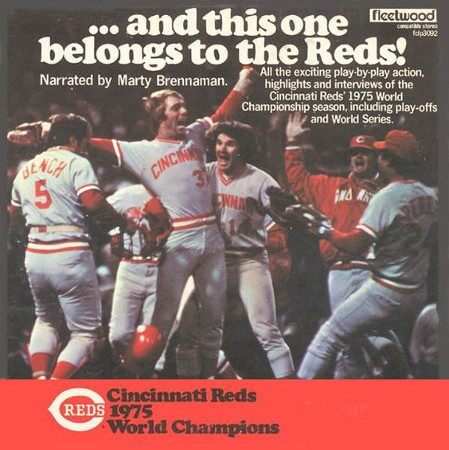 World Series - 1975 Cincinnati Reds