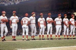 World Series - 1976 Cincinnati Reds