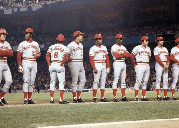 World Series - 1976 Cincinnati Reds