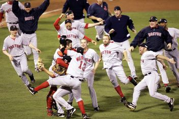 World Series - 2004 Boston Red Sox