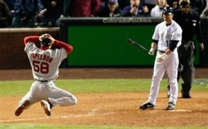 World Series - 2007 Boston Red Sox