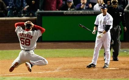 World Series - 2007 Boston Red Sox