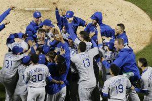 World Series - 2015 Kansas City Royals