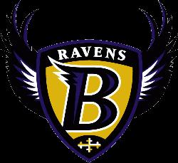 Baltimore Ravens Logo 1996
