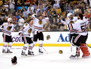 hawks-bruins Stanley Cup 2013