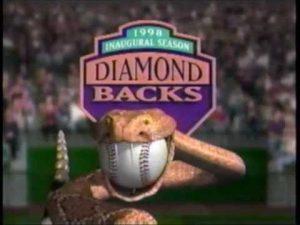 Dbacks 1998 Season