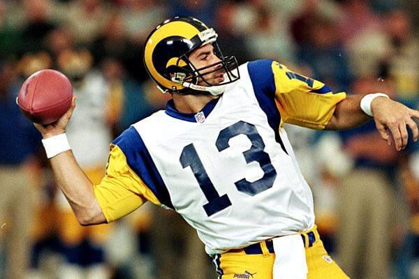 kurt-warner Super Bowl XXXIV - 1999