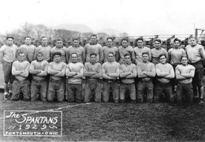 portsmouth spartans 1929