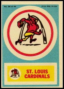 st. louis cardinals football
