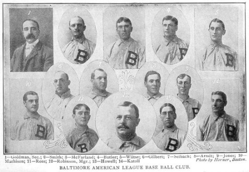 1902 Baltimore Orioles