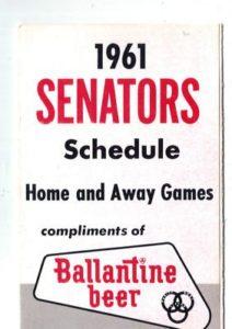 1961 Washington Senators