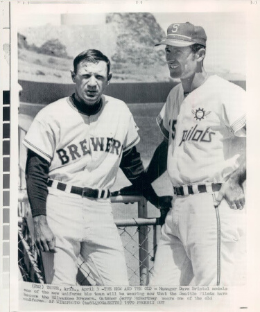 1970 Brewers Prototype Pilot