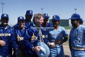 1977-spring Seattle Mariners