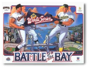 Battle of the Bay - World Series 1989