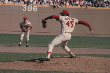 Bob Gibson World Series 1967