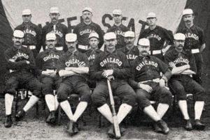 Chicago White Stockings 1901