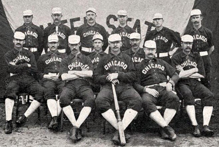 Chicago White Stockings 1901